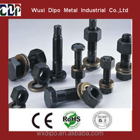 high strength 8.8 grade heavy hex bolt and nut