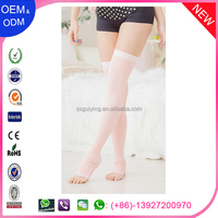 High Quanty Japanese Thigh High Sleeping Compression Stockings