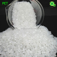 Hot sale ! PET chips for fiber / Virgin and recycled Poyester Chips for textile application