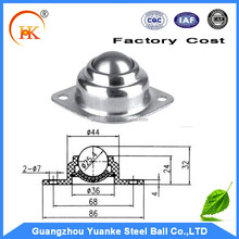 flying saucer stainless steel ball for machinery working table and move object