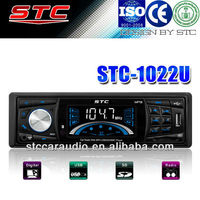 Car MP3 Player USB/AUX/Mp3/FM Adapter. STC-1022U