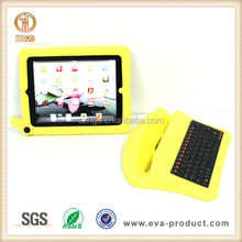 For iPad Hard Case with Keyboard