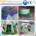 Bola de carbón de coque de prensa ceniza de carbón briquetas de la máquina( skype: junemachine)
