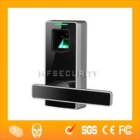 High Quality Home Security Bio Reader Fingerprint Mortise Lock (HF-LA100M)