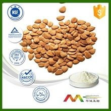 NSF-cGMP maunfacture and 100% natural bitter apricot seed powder wholesales