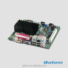 Intel Atom Dual Core 2.13G motherboard D2700MUD, mini pc computer board X86