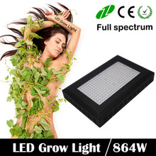High power 800w led grow light with coral Ce&rohs certification approved