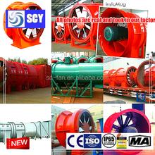 high temperature resistance smoke exhaust fans, smoke ventilators/Exported to Europe/Russia/Iran