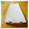 Customized design vacuum formed square plastic cover
