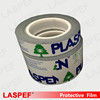 black and white HIGH adhesive protective film for acp window frame