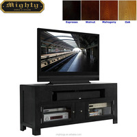 "(No Tools Assembly) 60"" Living Room Wooden Plasma TV Credenza Cabinet Console"