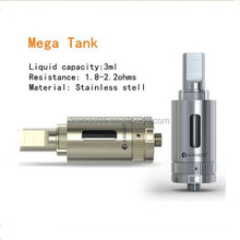 2015 alibaba express e-cig china new product ecig Replaceable oil oem disposable e-cigarette empty atomizer