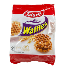 uncle pop Waffles cracker ,300g