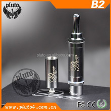 unique design B2 dry herbal wax atomizer with 510 thread vaporizer vape pen