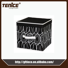 Tenice non woven storage drawer with lid wholesale