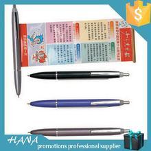 Top quality Crazy Selling four colour retractable ballpoint pen