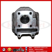 KCM604 Motorcycle cylinder head GY6-125 motorcycle parts,Motorcycle engine parts
