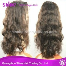 Cheap wholesale natural human hair wig aliexpress hair full lace wig
