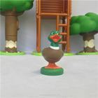 profissinal petsonalizado Pato animal de brinquedo plastic de brinquedo