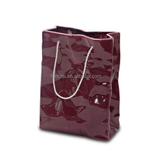 2015 mordern design paper bag ceramic vase
