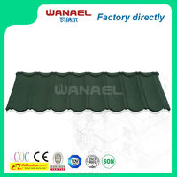 8 waves classical roofing tile building supplies in China