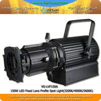 VanGaa 150 Watt LED Profile Light LED Theater Spotlighting Hot Sale