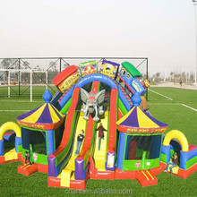 custom new inflatable sports bounce city