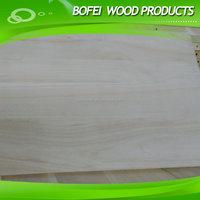 Low Price Paulownia Wood Panels/paulownia lumber prices