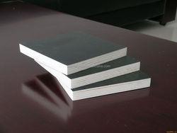 18mm waterproof black film faced plywood/mr glue