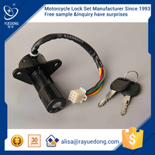 GS125 motorcycle ignition switch 6 wire for suzuki motorcycle parts, universal ignition switch