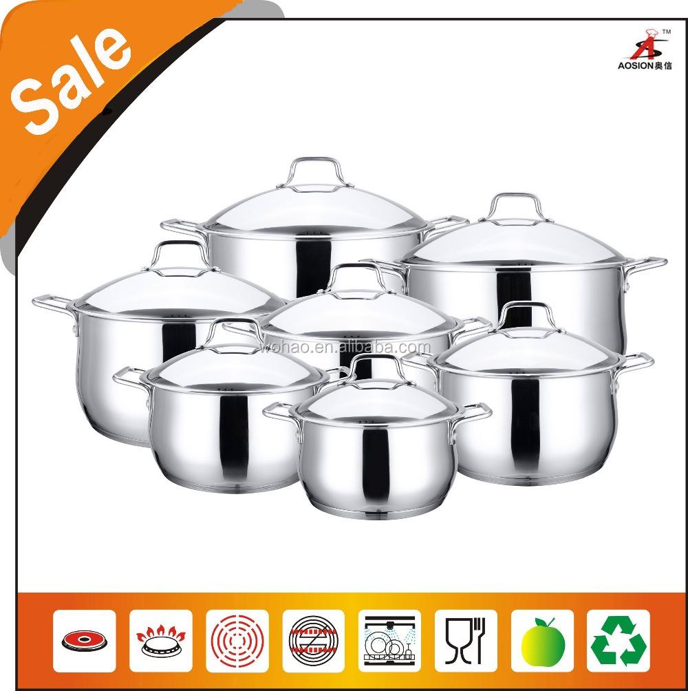 Precio barato india de acero inoxidable olla caliente for Fabrica de utensilios de cocina