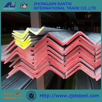 hot rolled S235 S355 SS400 A36 Q235 Q345 Angle Iron / Equal Angle Steel/ Steel Angle for construction