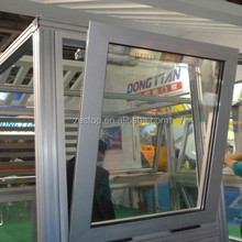 Factory wholesale low-e insulation glass tilt and turn window