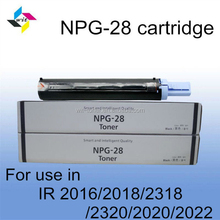 New offer ! ! Toner cartridge for Canon copier IR 2016/2018/2318/2320/2020/2022/311K/312K NPG-28