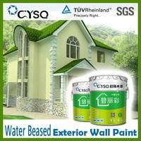 diy external base finishing paint thick chemical coat exterior wall coating