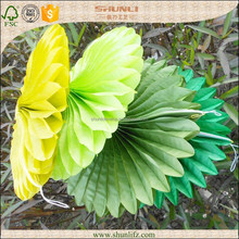 Chinese product table decoration paper fan