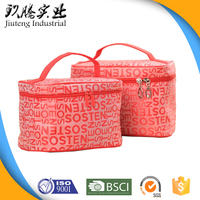 Handy Carry Hard Case Cosmetic Bag & Make-up Bag for Travel
