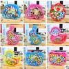 Cartoon cute box rubber Korea eraser pupil award school supplies