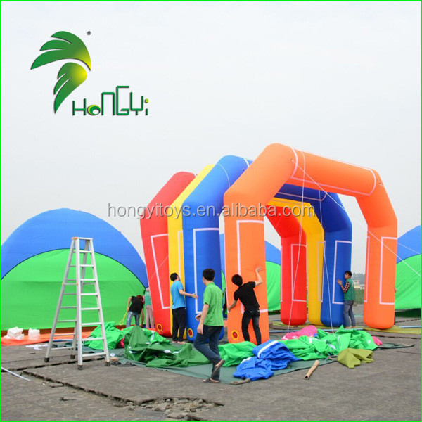inflatable arch  (3)