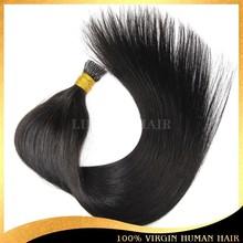 Moda 2015 100% extensões de cabelo reais I ponta