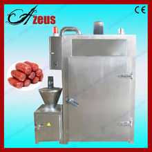 High volume full-automatic industrial smoker oven