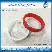 Adjustable Sillicone T5577 TK4100 Contactless Wristband/ Bracelet for Event Access Control