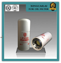 Hot sale oil filters LF9009 for truck engine