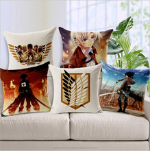 The most popular cushion covers fashional pillows with your designs