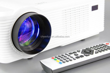 factory price whole sale 2400 lumens digital projector with 200 mm projection lens best for home theater