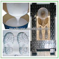 Insole/Outsole Mold Making Silicone Rubber Raw Material