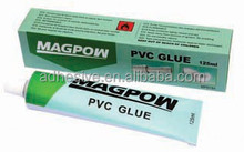 PVC glue used to bond materials of ABS, AS