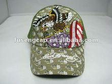 la promoción bordado nuevo complemento de sombreros para hombre