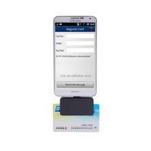 Encrpted USB-OTG mobile credit card reader Mobile MSR+IC Android Magnetic Card reader SmartEMV/ic Chip Card Reader SDK