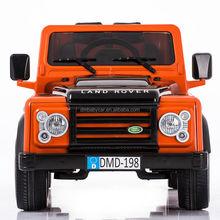 LANDROVER Defender toys ride on car DMD-198